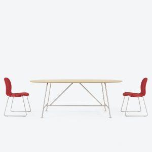 Pan Rectangular Dining Table