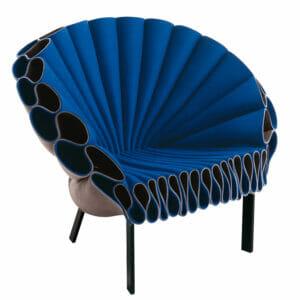 Peacock Iconic Armchair