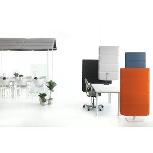 Plaid Room Divider