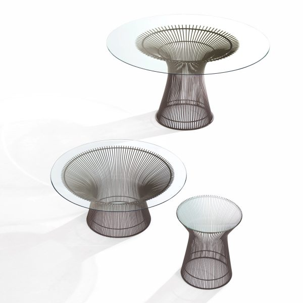 Platner Table Collection