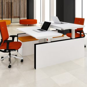 Progress Adjustable Height Bench Desks