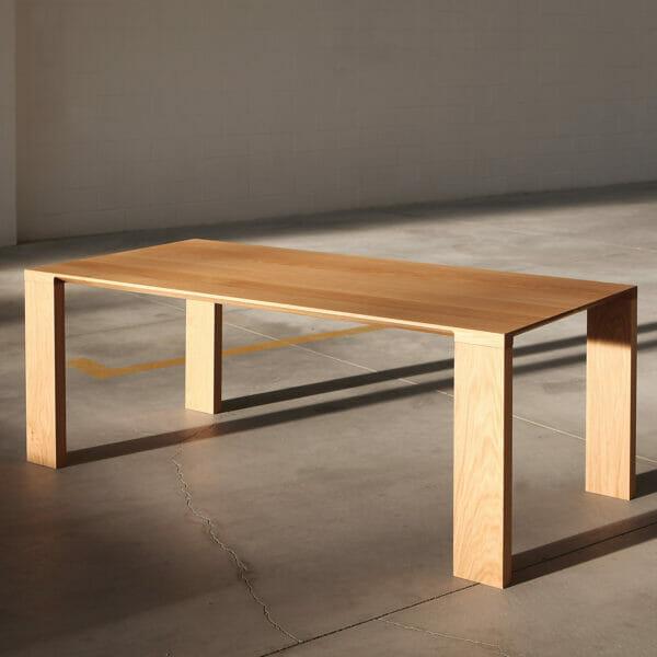 Radius Solid Wood Table