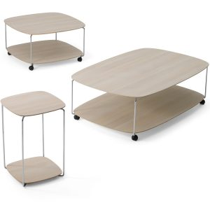 Shelf Coffee Tables by Offecct
