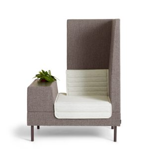 Smallroom Highback Acoustic Sofa
