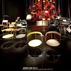 2750 Sóley Folding Multipurpose Chair