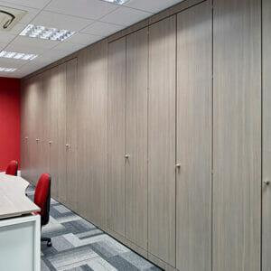SW9 Office Cupboards