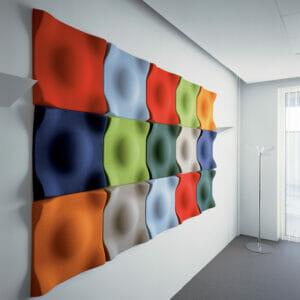 Soundwave Swell Acoustic Panels