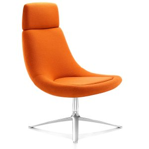 Boss Design Swing Lounge Chair without headrest