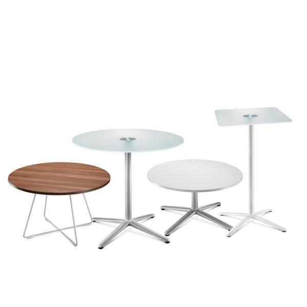 Swoosh Tables