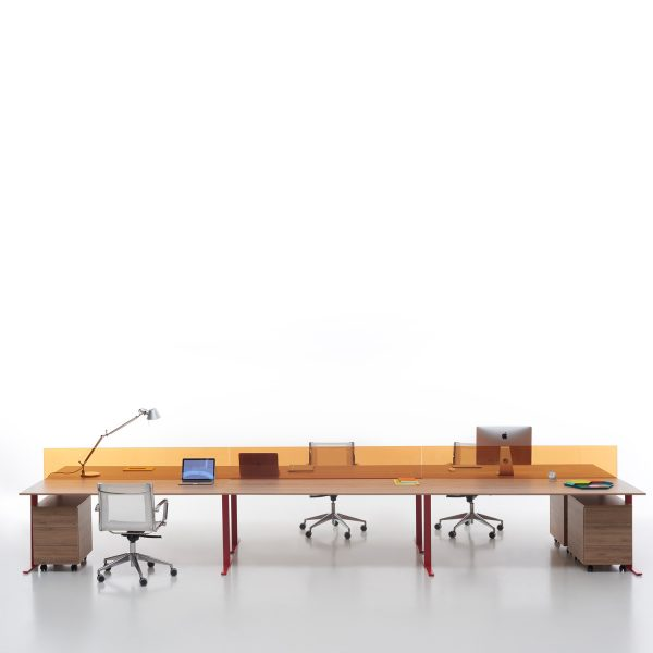 T-Leg Office Desks