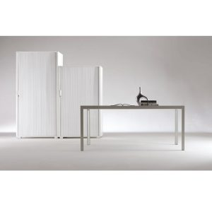Primo Tambour Cabinets are available in a wide range of sizes