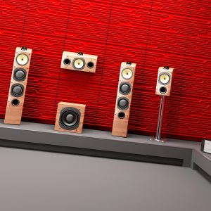 Technics Wall Panels
