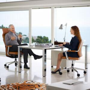 Temptation Prime Executive Desk