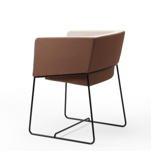 Tonic Armchairs Cantilever