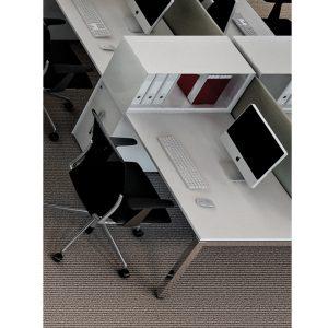 Vertical File Open Desk Storage