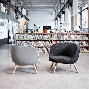 "VIA57â""¢ Easy Chair"