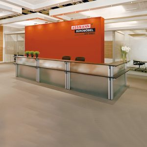 VisitASS Reception Desks