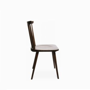 W-1960 Holz chair front view