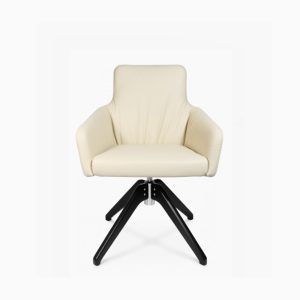 W-Cube 1 CL chair front view