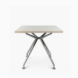 W-Table Klein with aluminium frame