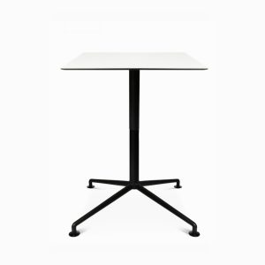 W-Lift table with white top