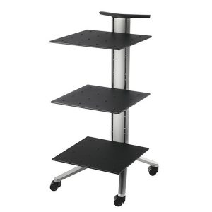 Confair Lectern with Front Panel and Desk Top